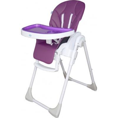 Pali Pappy Καρέκλα Φαγητού Light Purple