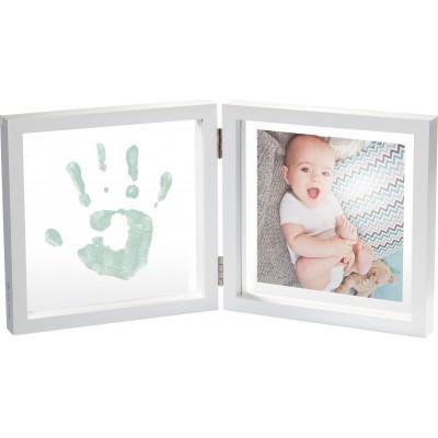 Baby Art Κορνίζα Αποτύπωμα My Baby Style Simple Transparent με χρώμα BR73760