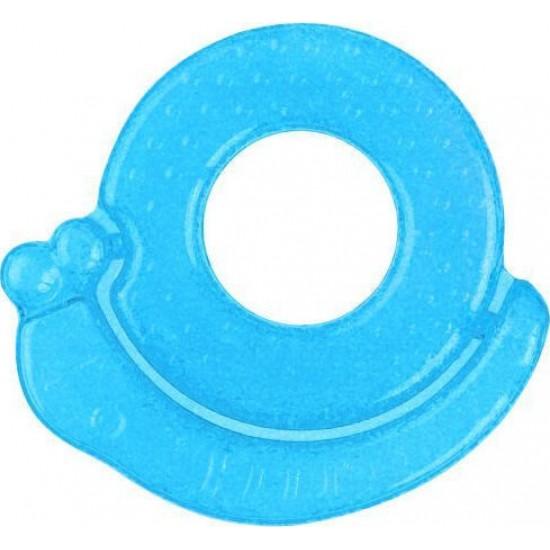 BabyOno Μασητικό ψυγείου με Gel Σαλιγκάρι BN1014 Μπλε