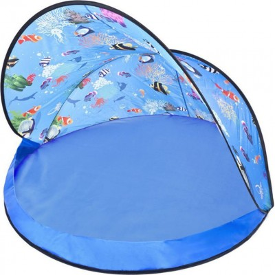 Paradiso Toys Τέντα-Σκίαστρο Παραλίας Blue 0282424