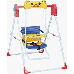 Zita Toys Παιδική  Κούνια με Προστασία και Παιχνίδι με Ήχους 016.012