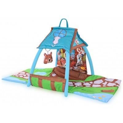 Lorelli Βρεφικό Χαλάκι Δραστηριότητας Playmat Little House 113x56x53cm 1030042