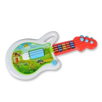 Moni Μουσική Βρεφική Κιθάρα Kaichi Music Guitar K999-141