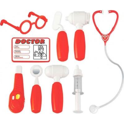 Pilsan Σετ Ιατρικά Εργαλεία Doctor Set 3 ετών+ 03-310