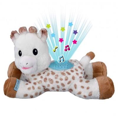 Sophie La Girafe Βελούδινη Σόφη με Φωτισμό και Ήχους για Νανούρισμα S850739
