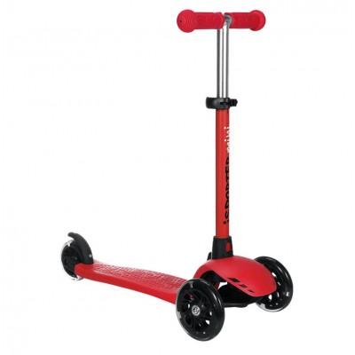 Bebestars Παιδικό Πατίνι iSporter Mini Κόκκινο 650-180