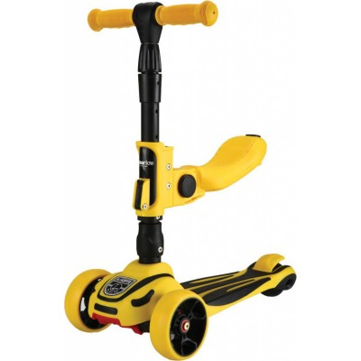 Kikka Boo Παιδικό Πατίνι Scooter Roadster 3 σε 1 Yellow 2020 31006010085