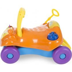 Kikka Boo Περπατούρα – Στράτα Ride-On 2 in 1 Πορτοκαλί 31006030025