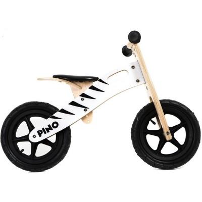 Kikka Boo Pino Ποδήλατο Ισορροπίας Zebra 3-6 Ετών 31006040007