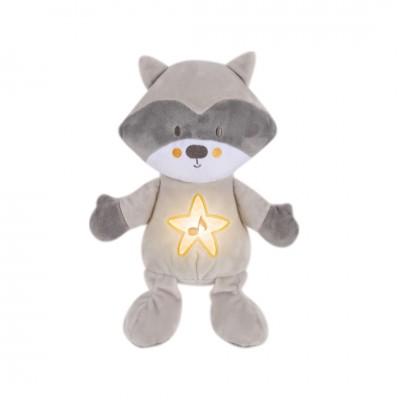 Bebe Stars Φωτεινός Αγκαλίτσας Raccoon 856-186
