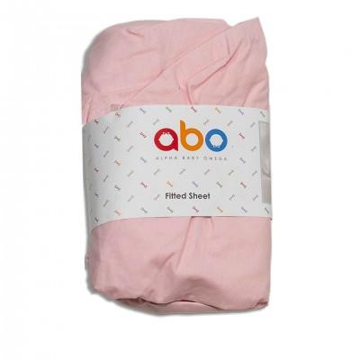 ABO Κατωσέντονο Ροζ m.8140.400