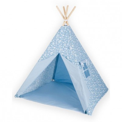 Tuttolina Παιδική Σκηνή Tepee Forest Blue T6