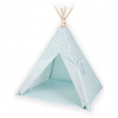 Tuttolina Παιδική Σκηνή Tepee Forest Mint T5