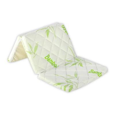 Lorelli Αναδιπλούμενο Στρώμα Παρκοκρέβατου Air Comfort Bamboo 0m+ 60x120x6cm 2003014