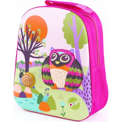 Oops Τσαντα Πλάτης Happy BackPack Forest X30-30014-10