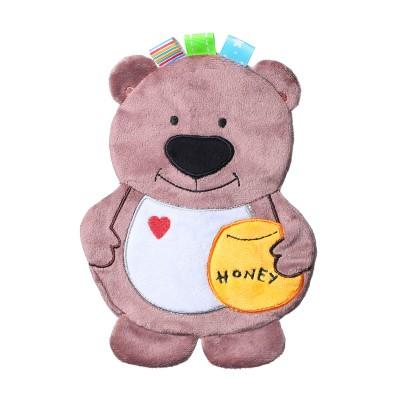 BabyOno Πανάκι Παρηγοριάς Αρκούδος 0m+