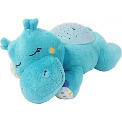 Summer Infant Βοηθός Συντροφιάς Ύπνου - Συσκευή Λευκών Ήχων, Classic Ιπποποταμάκι