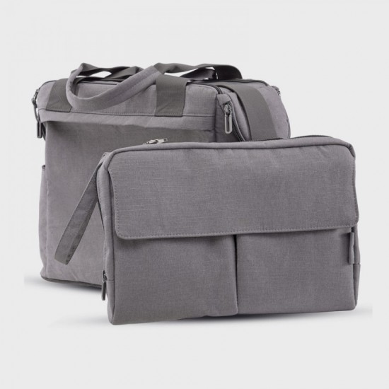 Aptica Dual Bag Inglesina Πρακτική Τσάντα Αλλαξιέρα 2 σε 1 Alaska Blue AX91N1ASB