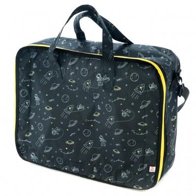 My Bags Βαλίτσα Μαιευτηρίου και Παιδική Τσάντα Cosmos wb-cos-bl