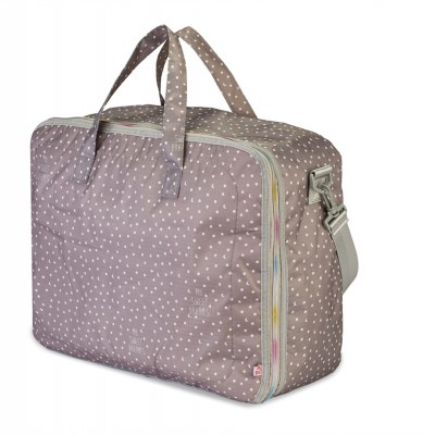 My Bags Βαλίτσα Μαιευτηρίου και Παιδική Τσάντα My Sweet Dream's Grey wb-swd-gre