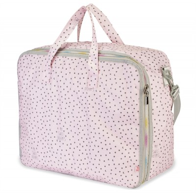 My Bags Βαλίτσα Μαιευτηρίου και Παιδική Τσάντα My Sweet Dream's Pink wb-swd-pin