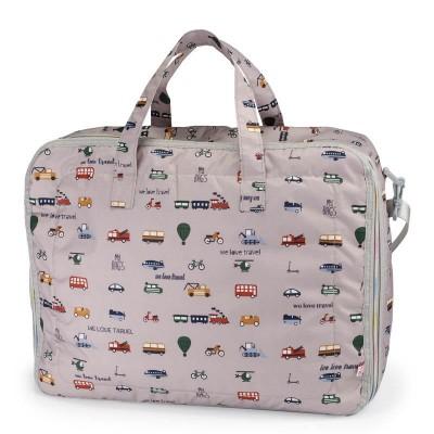 My Bags Βαλίτσα Μαιευτηρίου και Παιδική Τσάντα Travel Grey wb-tra-gre