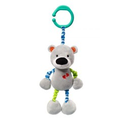 BabyOno Παιχνίδι με Δόνηση Αρκουδάκι 0m+ BN618