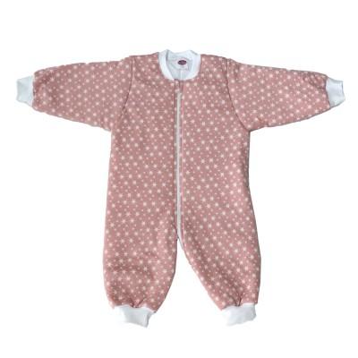 Tender Παιδικός Υπνόσακος 2.5 Tog με Πόδια Αστέρια Ροζ 2302
