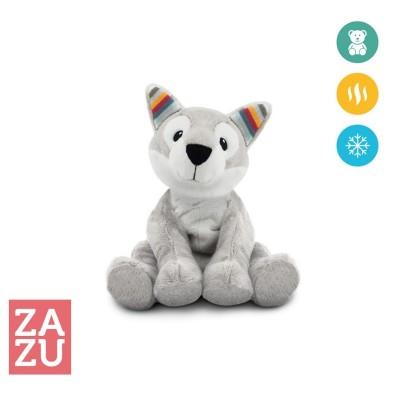 ZAZU Ηowy Θερμαινόμενο Κουκλάκι Κολικών & Ψύξης Χάσκι Θερμοφόρα
